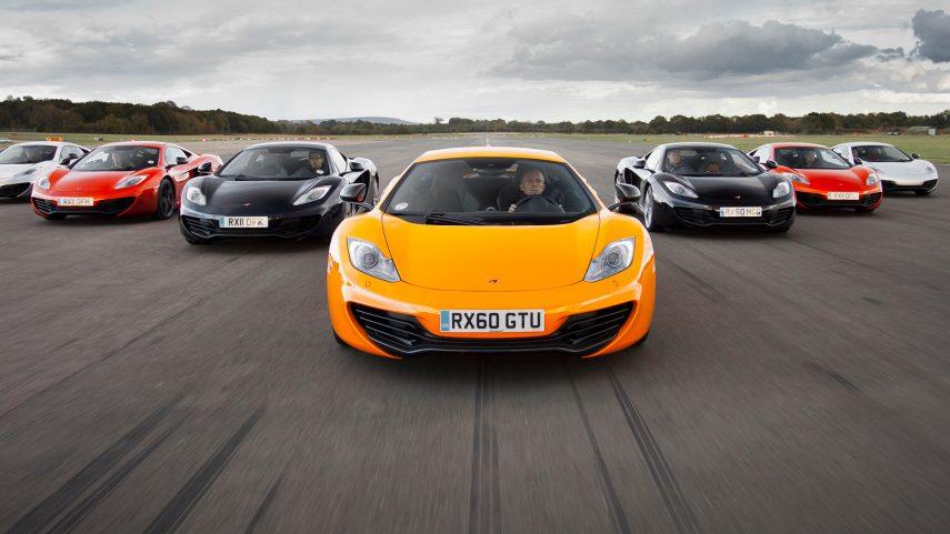 Coche del día: McLaren MP4-12C (P11)