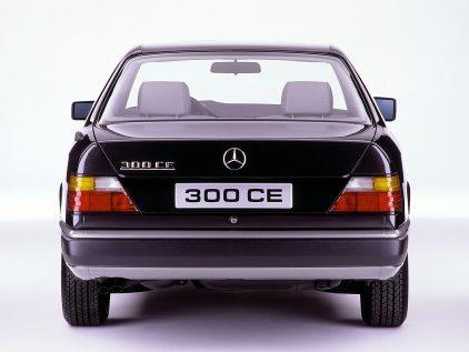 Mercedes Benz 300 CE C124 5