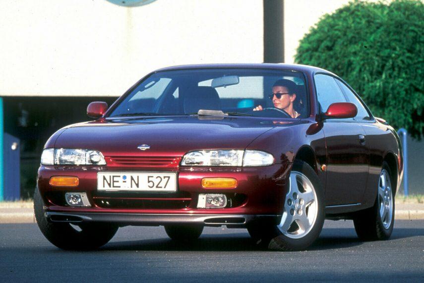 Coche del día: Nissan 200SX 2.0i 16v Turbo (S14)
