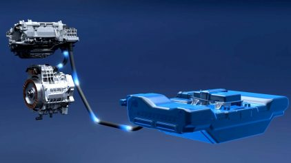 Nissan ePOWER electricidad