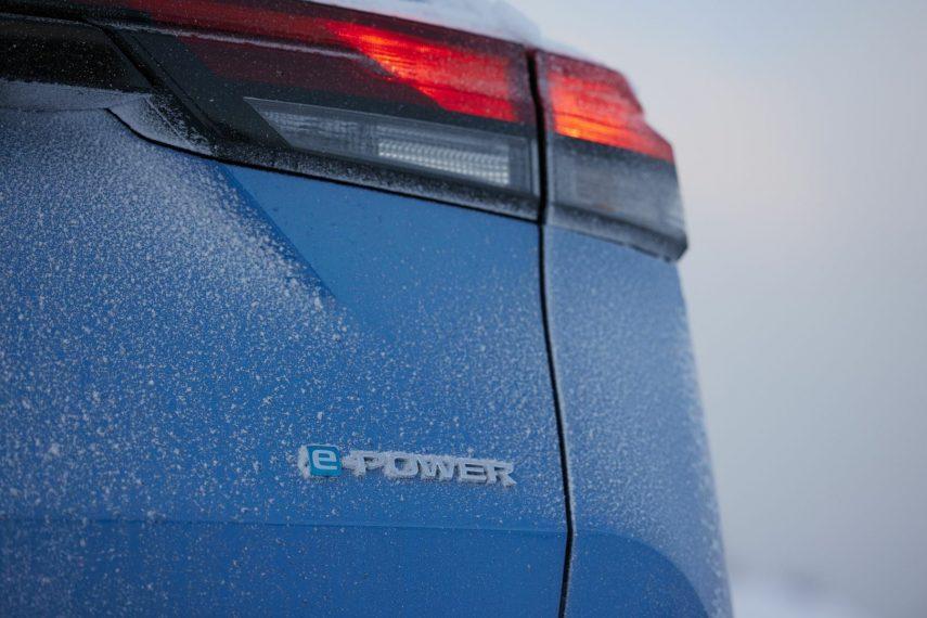 Nissan Note ePOWER