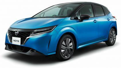 Nissan Note JDM