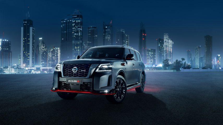 Nissan Patrol NISMO 2021 (1)