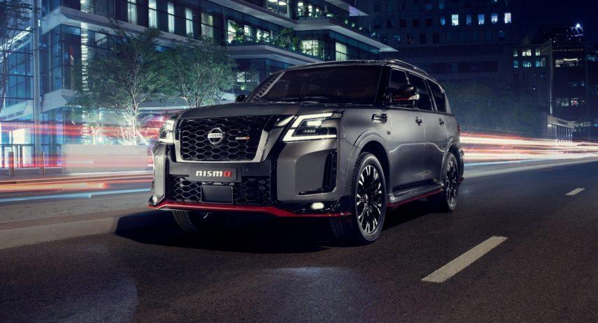 Nissan Patrol NISMO 2021 (2)