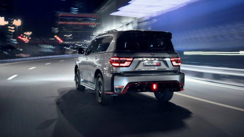 Nissan Patrol NISMO 2021 (3)
