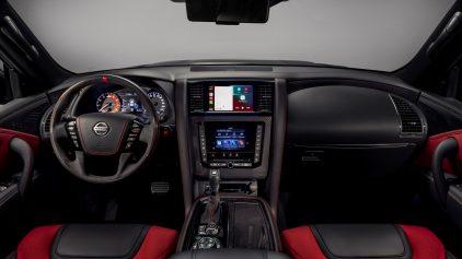 Nissan Patrol NISMO 2021 (5)