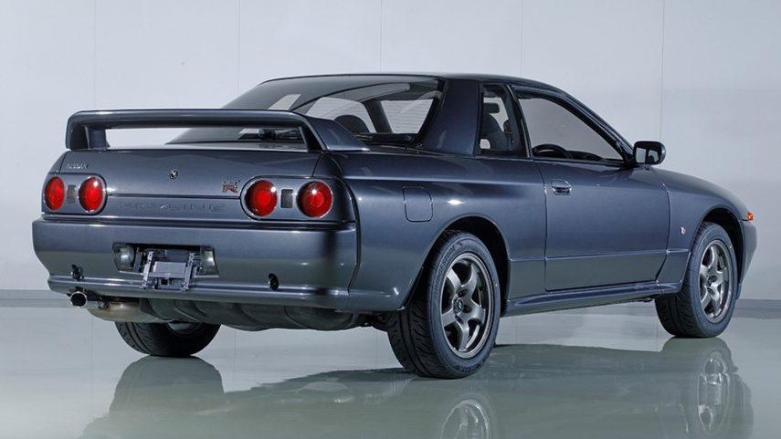 Nissan Skyline GT R R32 NISMO Restauracion (2)