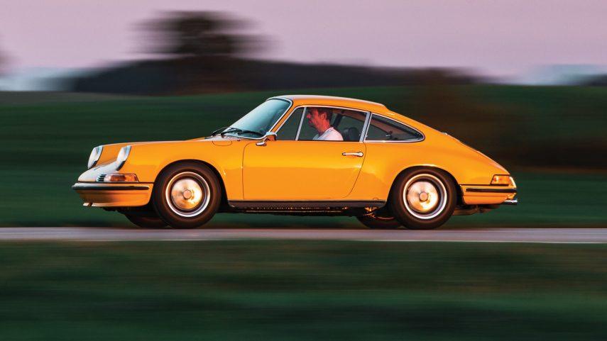 Porsche 911 Carrera RS 2 7 prototipo