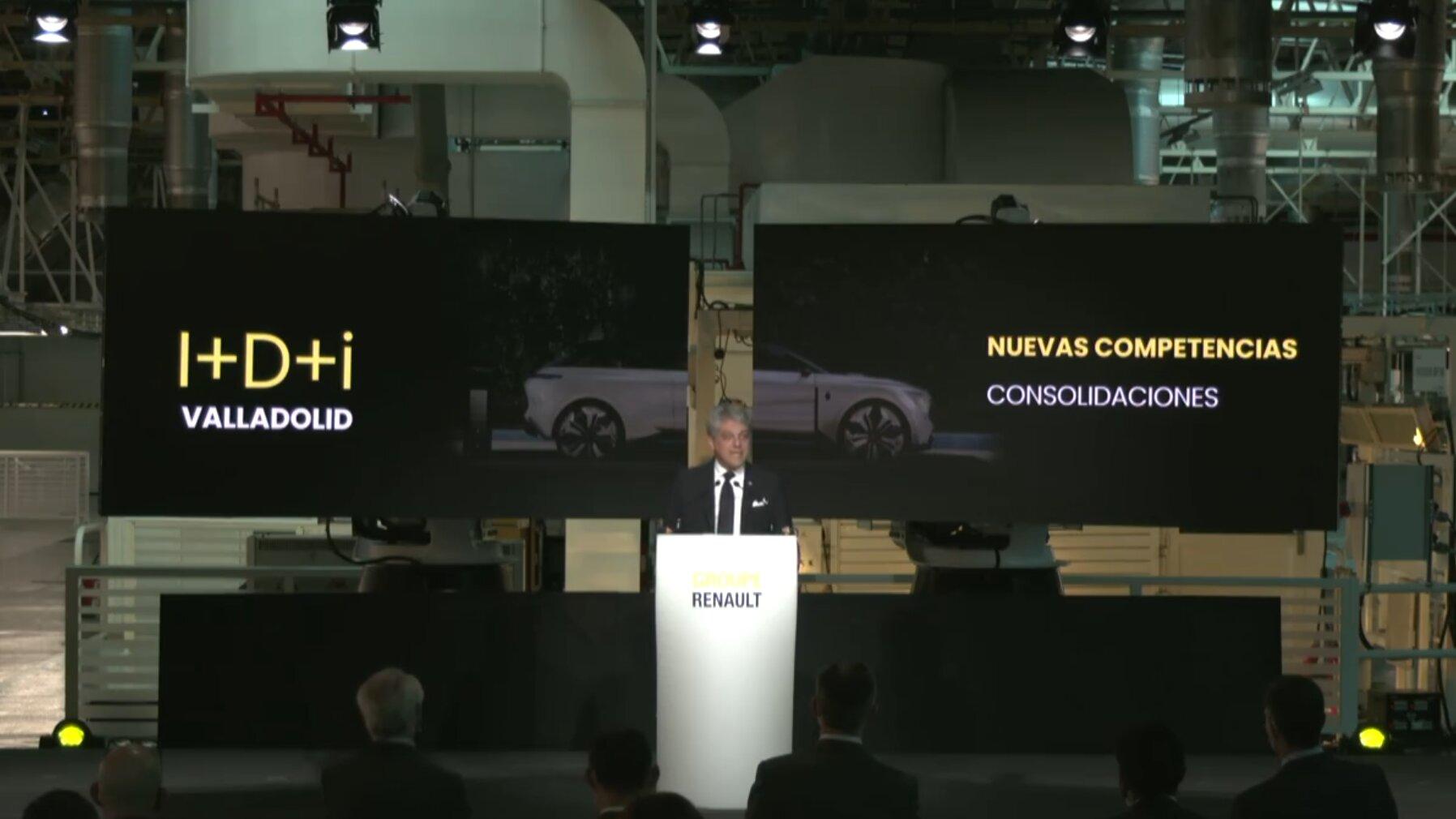 Renault adjudica cinco SUV/crossover a las fábricas españolas hasta 2024