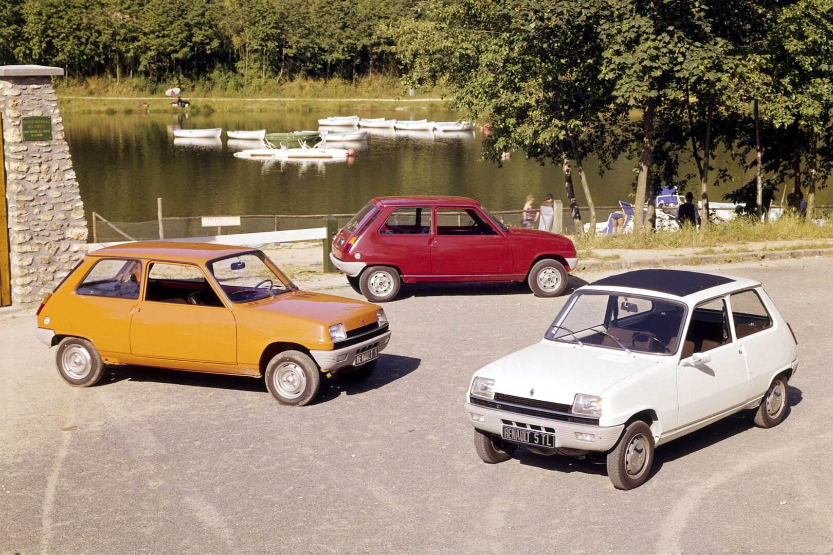 Coche del día: Renault 5