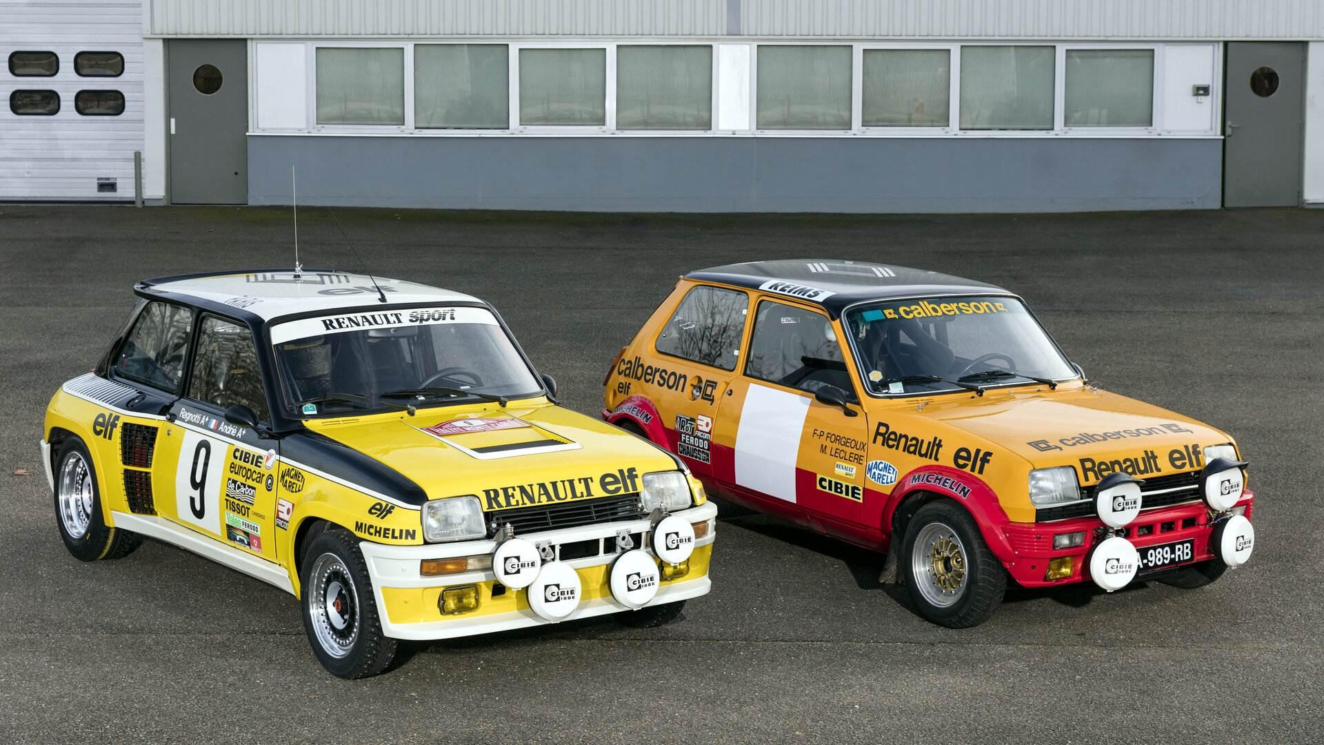 Renault 5 Renault Sport