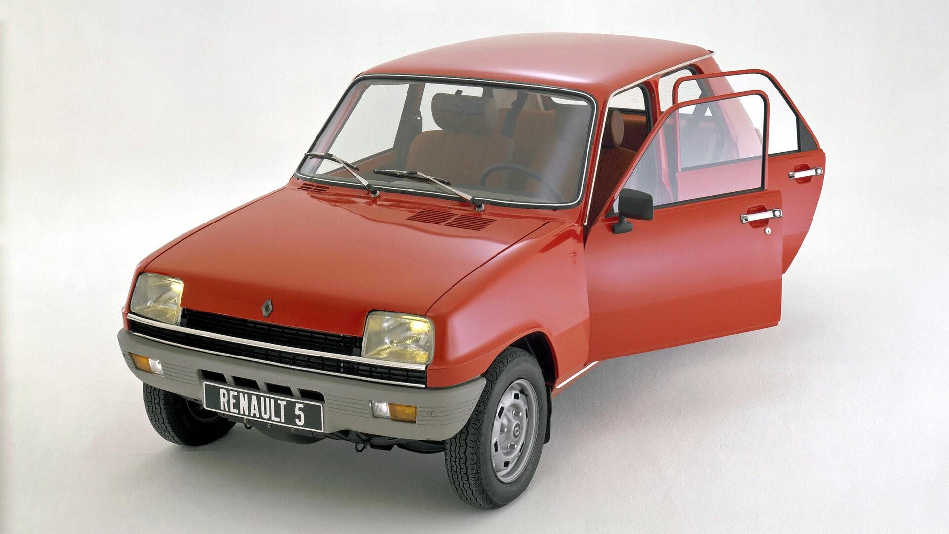 Renault 5 TL 5p