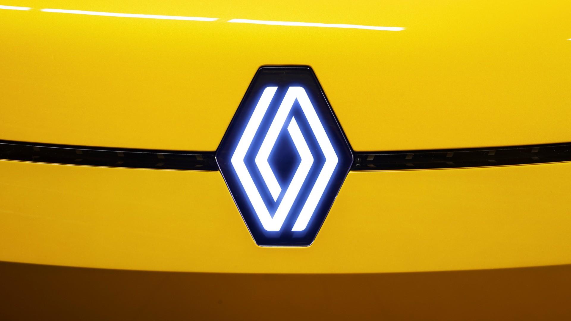 Y sin apenas notarlo, Renault nos enseña su nuevo logotipo