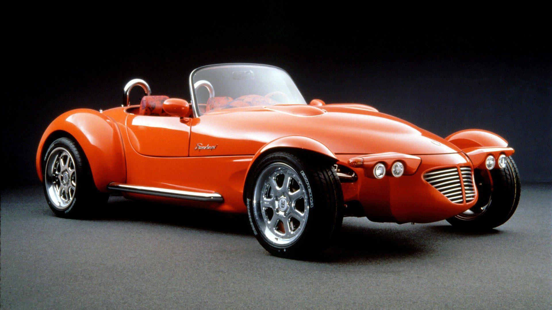 Coche del día: Rinspeed Roadster SC-R Concept