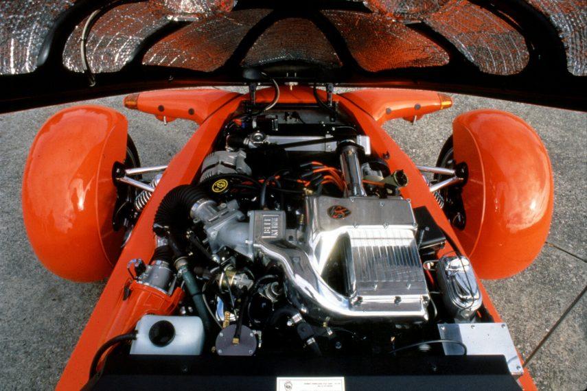 Rinspeed Roadster SC R 5