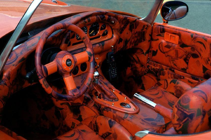 Rinspeed Roadster SC R 6