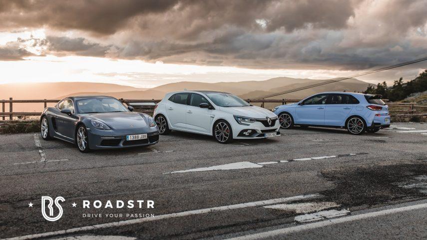Si buscas un buen plan, ¿qué tal una ruta de coches con Roadstr?