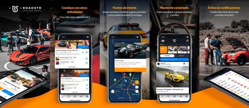 Roadstr app 2021 2