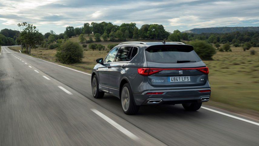 SEAT Tarraco 2 0 TSI DSG 4Drive 2021 (2)