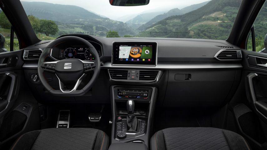 SEAT Tarraco 2 0 TSI DSG 4Drive 2021 (3)