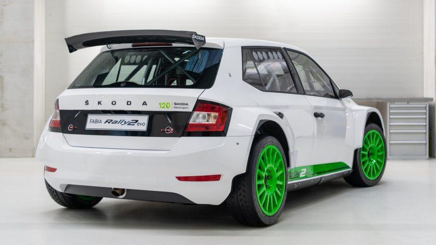 Škoda Fabia Rally2 evo Edition 120 (2)