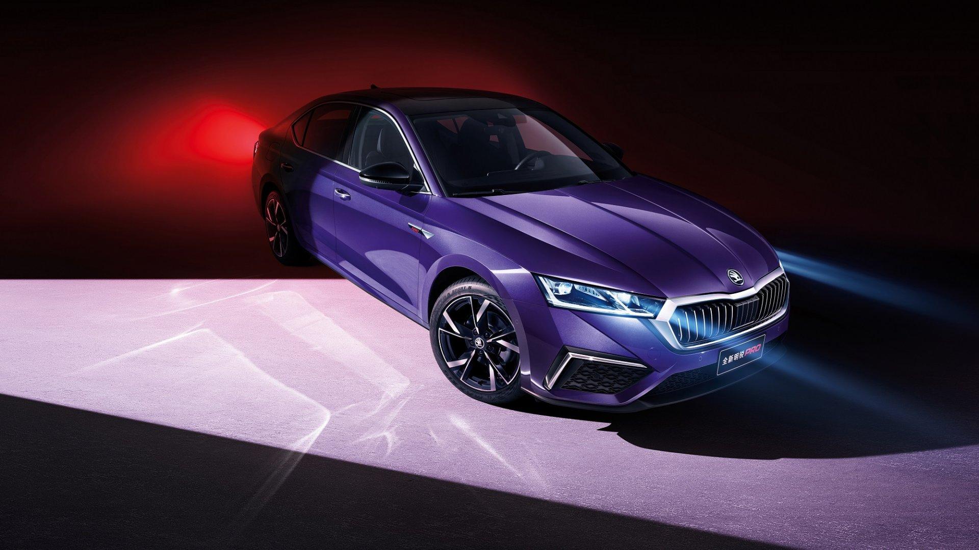 """Škoda Octavia Pro 2021, para quienes buscan una """"pequeña"""" limusina"""