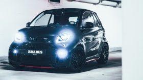 smart EQ fortwo cabrio Brabus 92R 2021 (1)