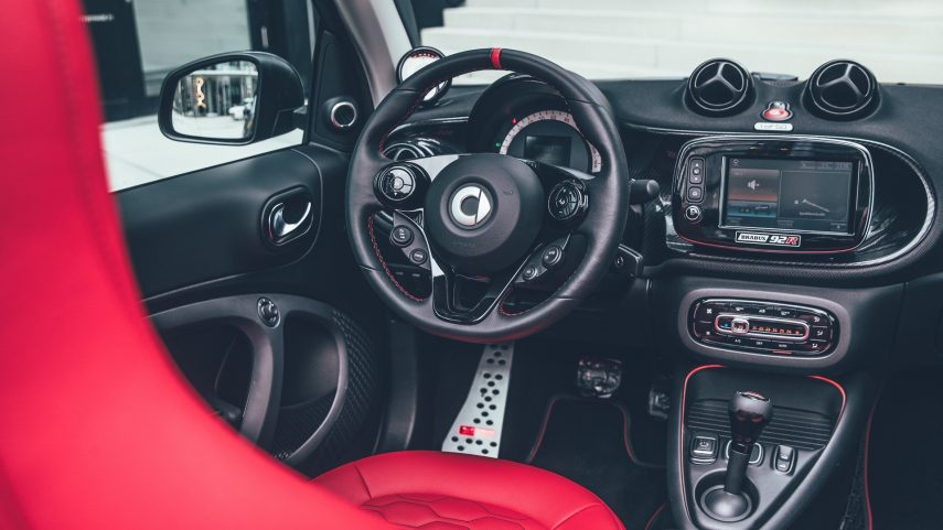 smart EQ fortwo cabrio Brabus 92R 2021 (19)