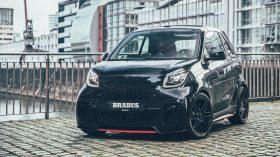 smart EQ fortwo cabrio Brabus 92R 2021 (3)