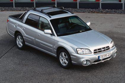Subaru Baja europeo 1
