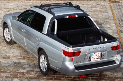 Subaru Baja europeo 2