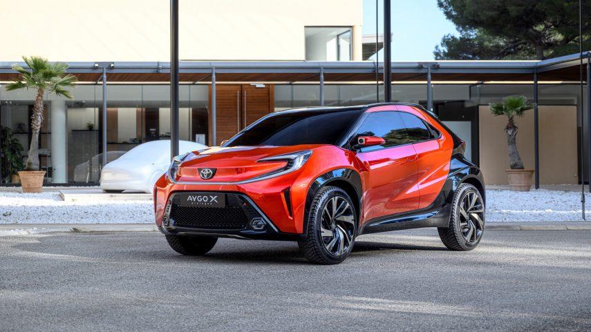 Toyota Aygo X Prologue, adelantando el próximo urbano de la marca