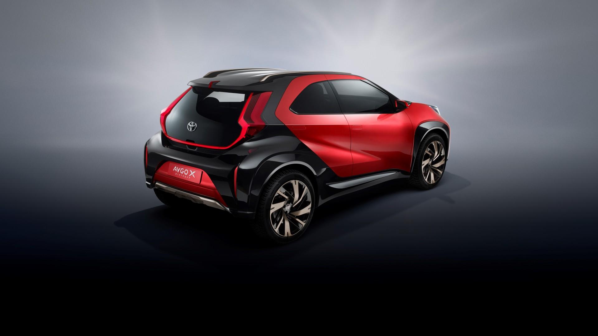 Toyota Aygo X Prologue 2021 (15)