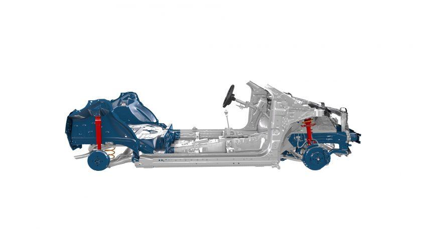 Toyota Plataforma GA B Segmento A (3)
