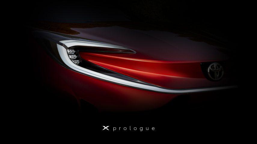 Toyota X Prologue, el primer SUV eléctrico de la marca en Europa