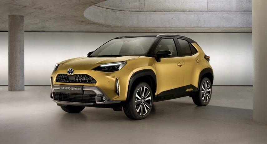 Toyota Yaris Cross Premiere Edition 2021 (1)