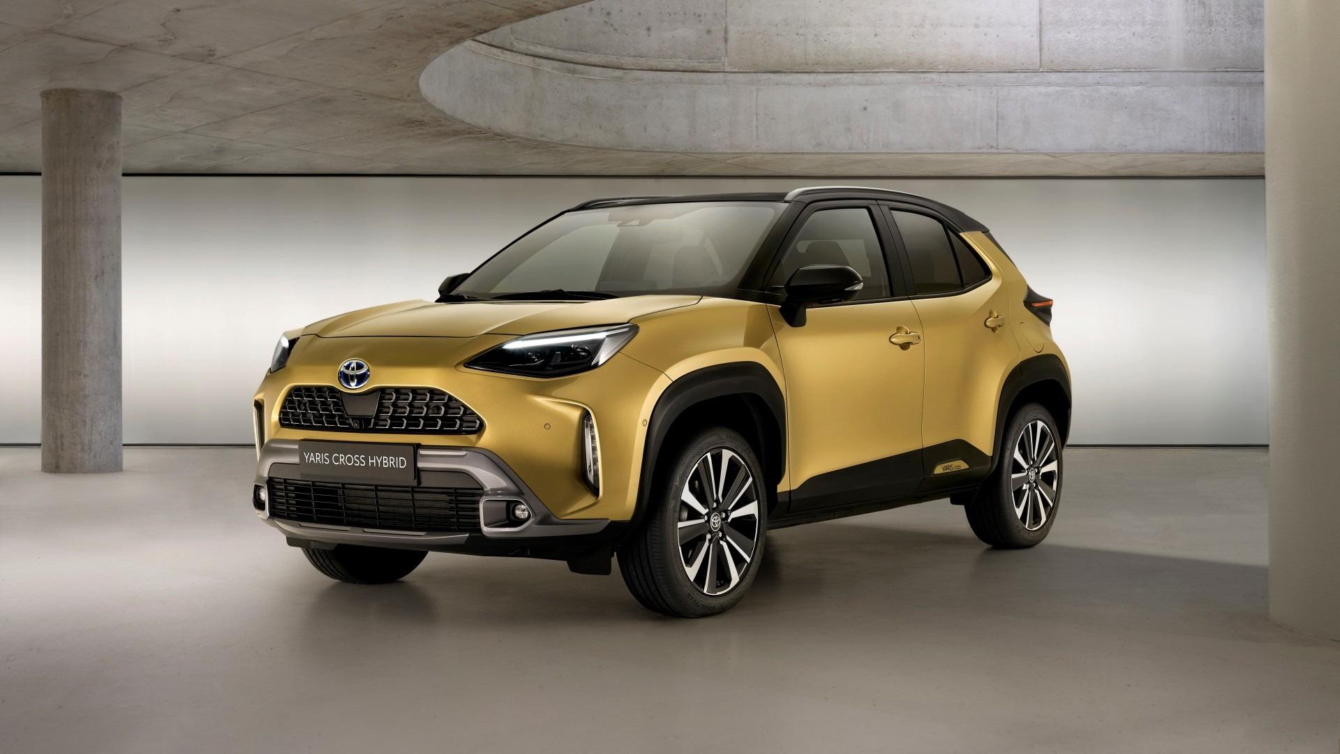 Nuevos Toyota Yaris Cross Adventure y Premiere Edition