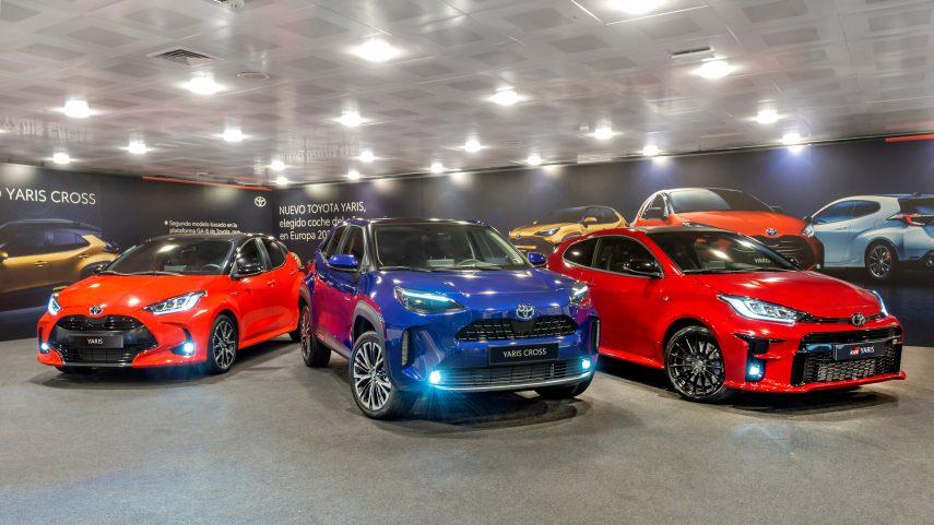 Así planea Toyota vender 500.000 utilitarios en Europa cada año