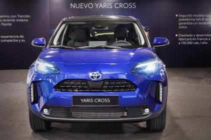 Toyota Yaris Cross presentacion estatica 3