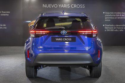 Toyota Yaris Cross presentacion estatica 4