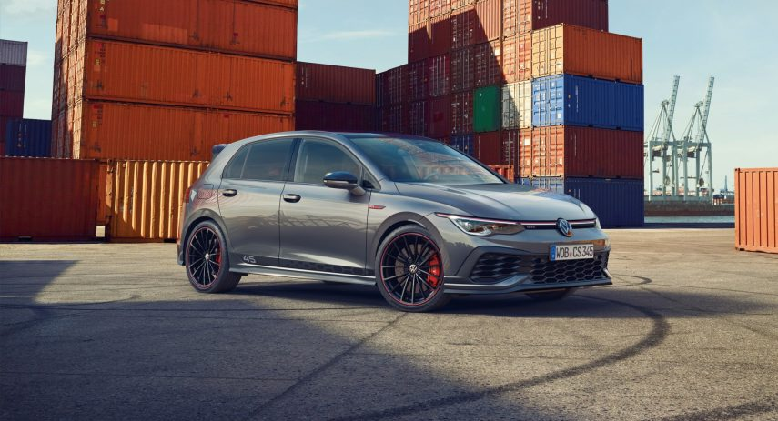 Volkswagen Golf GTI Clubsport 45 2021 (2)