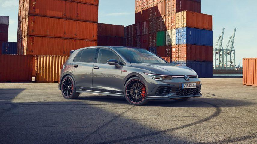 """Volkswagen Golf GTI Clubsport 45, celebrando un nuevo lustro en la historia """"GTI"""""""
