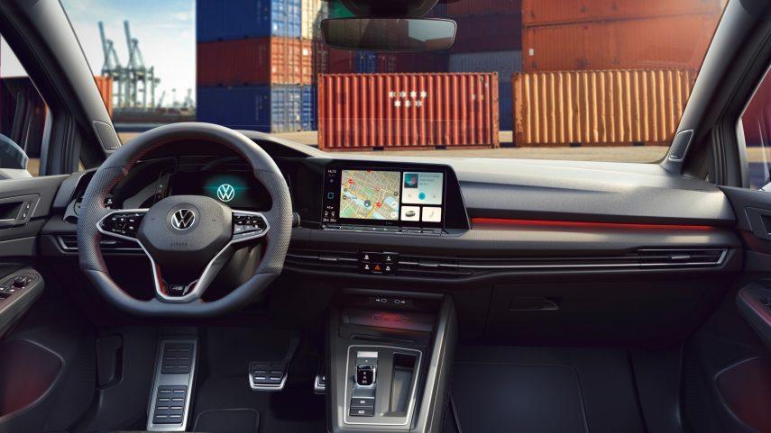 Volkswagen Golf GTI Clubsport 45 2021 (5)
