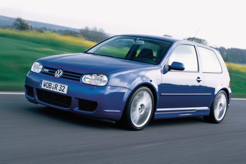 Coche del día: Volkswagen Golf R32 (1J)