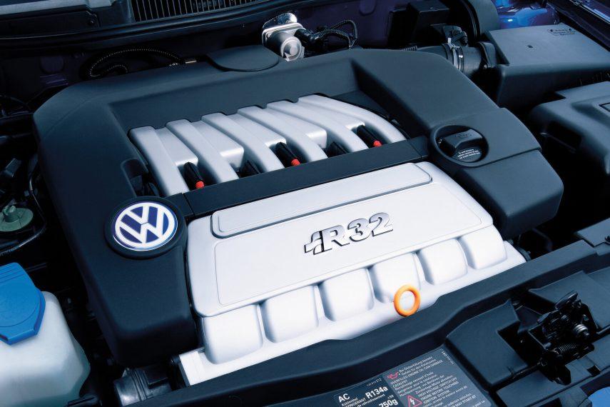 Volkswagen Golf R32 1J 7