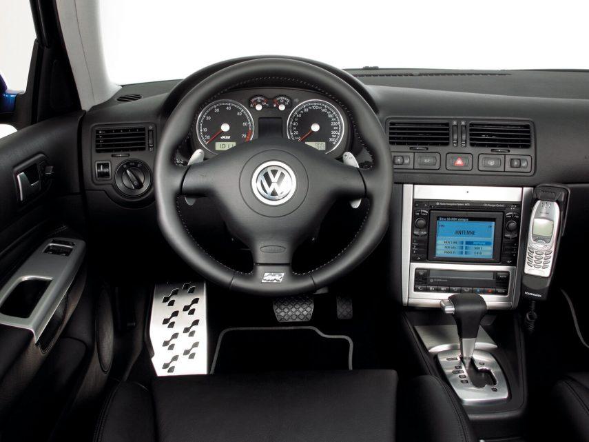 Volkswagen Golf R32 1J 8