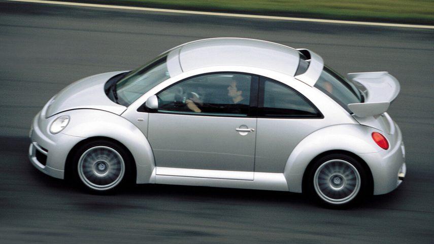 Coche del día: Volkswagen New Beetle RSi (9C)