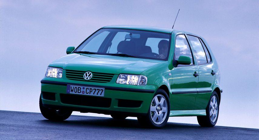 Volkswagen Polo 5p 6N2 1