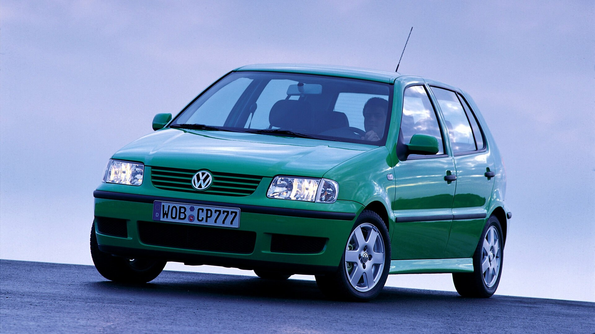 Coche del día: Volkswagen Polo 1.4 TDI (6N2)