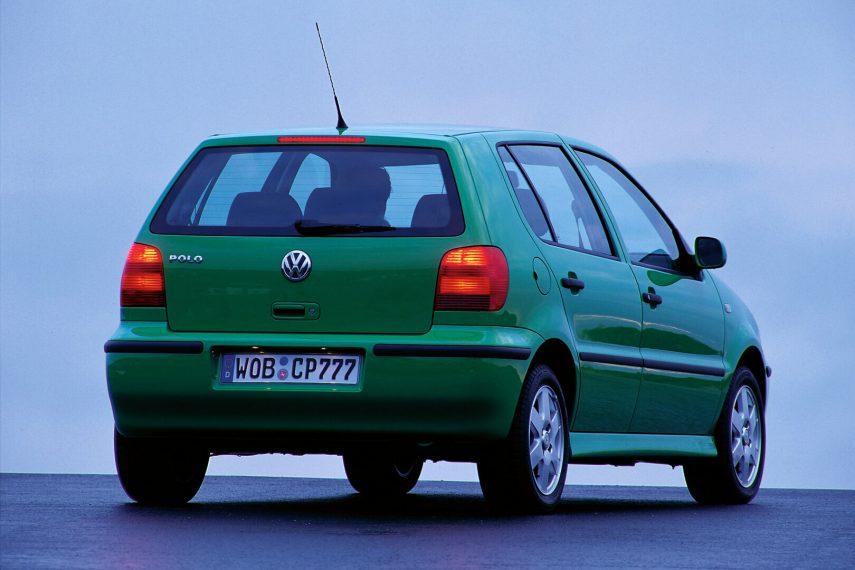 Volkswagen Polo 5p 6N2 2